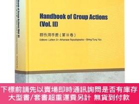 簡體書-十日到貨 R3Y【Handbook of Group Actions( 作用手冊)(第II卷)】 9787040413...