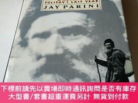 二手書博民逛書店The罕見Last Station: A Novel of Tolstoy s Last Year Jay Par