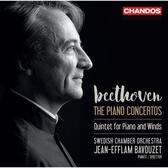 【停看聽音響唱片】【SACD】貝多芬:鋼琴協奏曲全集 尚-艾弗藍.巴佛傑鋼琴