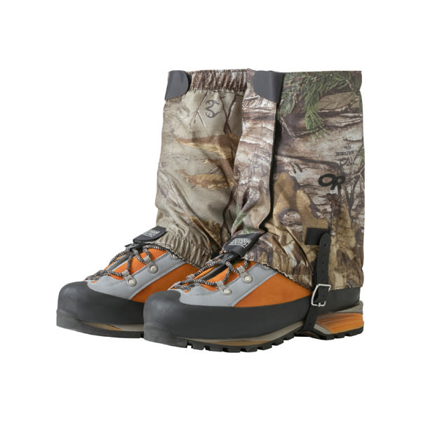 [OUTDOOR RESEARCH] (男) ROCKY MOUNTAIN LOW GAITERS REALTREE® 短綁腿 叢林迷彩 (OR264368-0885)