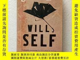 二手書博民逛書店WILL罕見SELF UMBRELLA(英文原版)Y11016