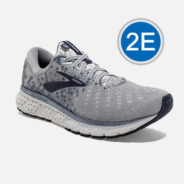 BROOKS 19SS 緩衝 男慢跑鞋 GLYCERIN 17系列 2E寬楦 1102962E015 贈腿套【樂買網】