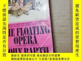 二手書博民逛書店THE罕見FLOATING OPERA JOHN BARTH ( 英文原版 )Y280247 John Bar