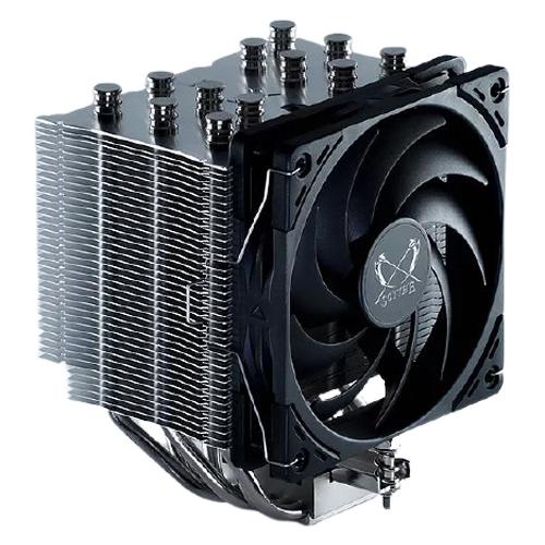 Scythe 無限伍 旋風版 SCMG-5100W 高15.4cm CPU散熱器