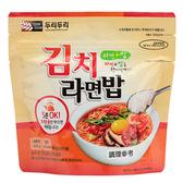 韓國 Doori Doori 拉麵拌飯 起司/海鮮/泡菜/辣牛肉湯【庫奇小舖】