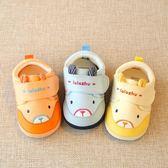 新年好禮85折 秋季新生兒布鞋鞋子0-6-12個月8男寶寶女嬰兒軟底步前鞋1一歲防掉