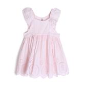 Gap女嬰小飛袖上衣544281-櫻花粉
