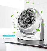 空氣循環扇渦輪對流扇家用流通凈化節能電風扇落地扇臺式風扇靜音YYJ 夢想生活家