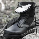 戰術鞋-秋冬季07作戰靴軍靴男女特種兵軍鞋軍勾陸戰沙漠戰術靴作訓鞋-可卡衣櫃
