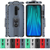小米 紅米Note8 Pro 阿麗塔 手機殼 防摔 支架 全包邊 磁吸 保護殼