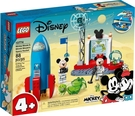 樂高LEGO DISNEY 米奇&米妮的太空火箭 10774 TOYeGO 玩具e哥