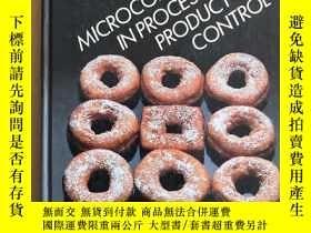 二手書博民逛書店Microcontrollers罕見in Process and