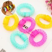 甜甜圈捲髮器 小號8入組 美髮 造型 髮捲 波浪捲
