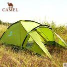 戶外帳篷3-4人野外露營防雨雙層帳篷