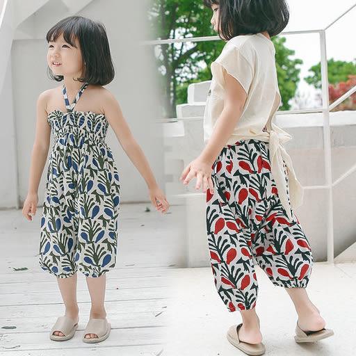 襯衫棉兩穿飛鼠褲 吊帶褲 橘魔法Baby magic 現貨 童裝 兒童 女童