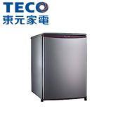 【TECO東元】91L單門冰箱R1072LA