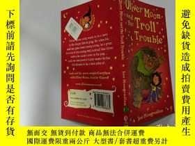 二手書博民逛書店Oliver罕見Moon and the Troll Trouble:奧利弗·穆恩和巨魔的麻煩Y200392
