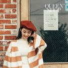 Queen Shop【07020497】基本款多色羊毛貝蕾帽 六色售*現+預*