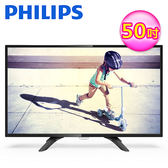 PHILIPS 飛利浦 50吋 FHD 液晶顯示器+視訊盒 50PFH4052