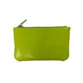【南紡購物中心】DRAKA 達卡 - 真皮M系列-鑰匙零錢包-綠