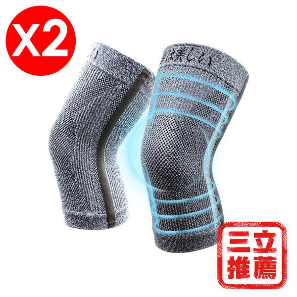 犀力神氣【京美】長效支撐X型舒緩護膝超值組-電電購