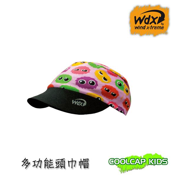 Wind x-treme 多功能頭巾帽-COOLCAP KIDS 11116/ 城市綠洲 (西班牙品牌.帽子.遮陽帽.防紫外線.抗菌)