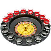 喝酒遊戲道具 直播KTV酒吧夜店聚會休閒娛樂用品輪盤 俄羅斯轉盤