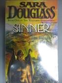 【書寶二手書T9/原文小說_HOA】Sinner_Sara Douglass