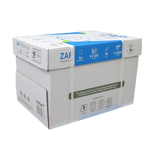 【ZAP】70P B4 影印紙(5包/箱)