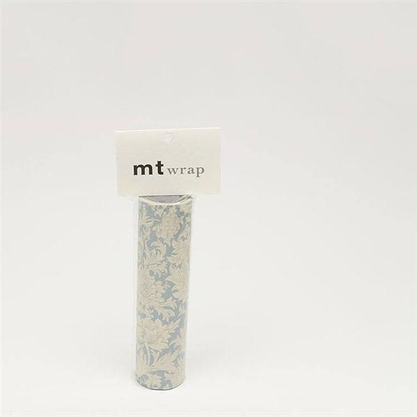 mt WRAP(迷你補充包) ・William Morris Chrysanthemum Toile mt和紙自黏包裝紙..