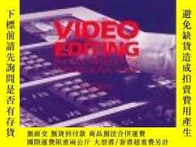 二手書博民逛書店Video罕見Editing And Post Production : A Professional Guide
