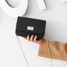 鍊條包包包2020韓版新款ins鍊條小方包單肩斜背包時尚網紅女包迷你小包 萊俐亞