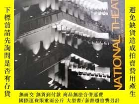 二手書博民逛書店new罕見national theatre tokyo heart of the cityY254800