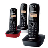 國際2.4G KX-TG3411數位無線電話【愛買】