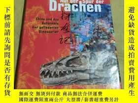 二手書博民逛書店Auf罕見der Spur der Drachen : Chin