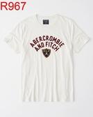AF Abercrombie & Fitch A&F A & F 男 T-SHIRT R967