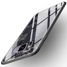 三星s8手機殼星空玻璃note8套創意s8 全包防摔plus硅膠男女款潮牌 一次元