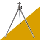 相機三腳架三腳架相機迷你桌面支架投影儀支架三節三腳架金屬【618店長推薦】