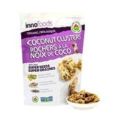 [COSCO代購] W1040445 Inno Specialty Foods 有機南瓜奇亞籽椰子脆塊 500公克 (兩入裝)