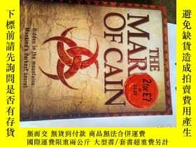 二手書博民逛書店the罕見marks of cain 外文原版Y14465