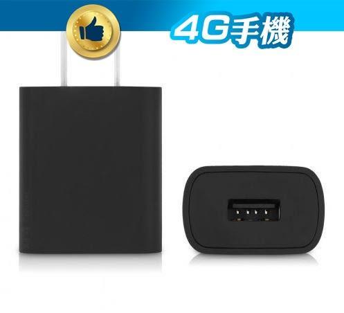 ZTE 5V/1A 原廠旅充頭/USB充電器/充電頭【4G手機】
