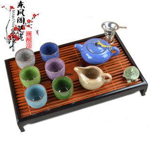 冰裂釉功夫茶具套裝