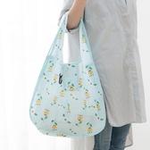 收納袋購物袋挎包牛津布便攜包整理袋折疊包 居享優品