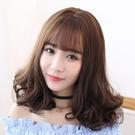 整頂假髮(中長髮)-清新甜美可愛梨花頭女假髮73ef51【時尚巴黎】