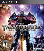 PS3 Transformers Rise of the Dark Spark 變形金剛:暗火崛起(美版代購)