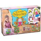 【我的夢想王國 My Little Kingdom】PRINCESS /內含故事書+拼圖+木質偶