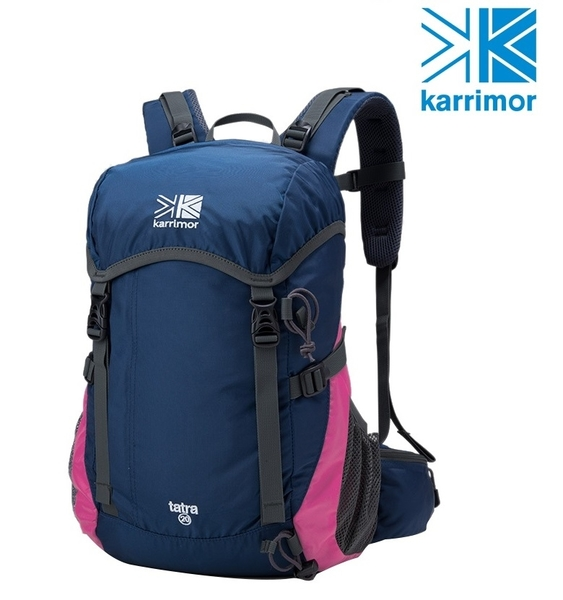 [Karrimor 日系] Tatra 20 背包 - 海軍藍/粉紅