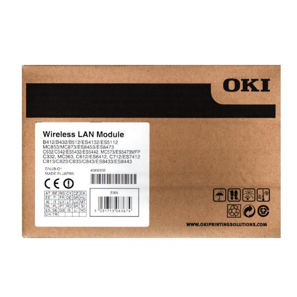 【高士資訊】OKI ES8473dn LED A3 彩色雷射 複合機 4功2卡 含鐵桌+安裝 加贈無線網卡