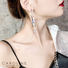 《Caroline》★韓國熱賣造型時尚 絢麗閃亮動人耳環70868