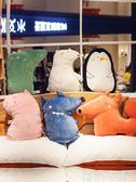 抱枕 鱷魚毛絨玩具娃娃公仔女生豬玩偶可愛萌睡覺抱女孩抱枕生日禮物男 可卡衣櫃